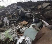 В Соломенском районе убрали большую свалку
