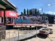 На Борщаговке уберут киоски рядом с кинотеатром «Лейпциг» и рынком «Колибрис»