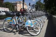 В Киеве расширили количество пунктов велопроката до 302
