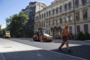 Улицу Ивана Франко скоро откроют для движения транспорта (видео со строительства)