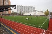 В парке «Совки» появится футбольное поле