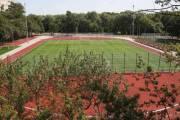 В Днепровском районе скоро откроют новый стадион (фото)