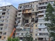Все жильцы дома на Позняках, где произошел взрыв, получили квартиры и деньги на ремонт
