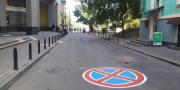 Десятинный переулок стал пешеходным