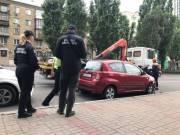 Всего за месяц киевляне заплатили за неправильную парковку штрафов на 1,5 миллиона гривен