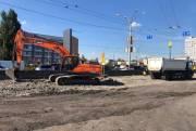 Коммунальщики доложили, какие работы уже сделали на проспекте Степана Бандеры