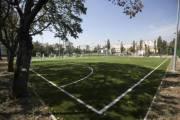 Киевлянам показали видео реконструкции стадиона в Оболонском районе