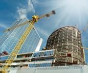 В Киеве уменьшились объемы строительства