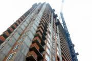 В Киеве снижаются объемы строительства