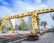Строительство метро на Виноградарь идет сразу на 6 участках