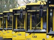 В Киеве изменят движение троллейбусов на неделю (новая схема движения)