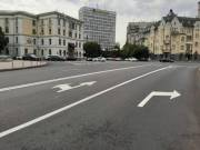 Аллею Героев Крут отремонтировали (фото новой улицы)