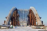 Киевлянам сообщили о новостях со строительства Подольского моста