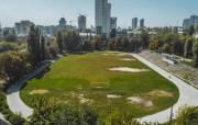 Начали реконструкцию стадиона «Старт»