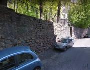 Власти просят отремонтировать подпорную стену на Крещатике