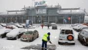 Аэропорт «Киев» имени Игоря Сикорского готов к зиме