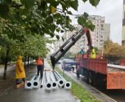 В Киеве на трех больших улицах полностью заменят освещение