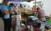В Киеве убрали 55 точек стихийной торговли