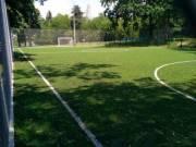 В Киеве две школы получили новые стадионы (фото)