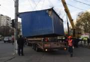 В Киеве демонтировали несколько сотен МАФов и обещают убрать еще