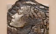 В Киеве появилась новая миниатюрная скульптура