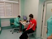В Днепровском районе открыли после ремонта амбулаторию