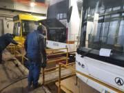 Киев закупил новый транспорт и ремонтирует его на собственных станциях техобслуживания