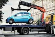 Припаркованные авто на Аллее Героев Небесной Сотни теперь будут эвакуировать