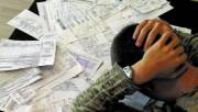 Жители Киевской области увеличили долги за коммунальные услуги