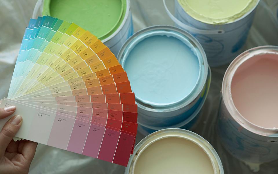 Почему стоит выбрать именно краску для стен от Flugger?