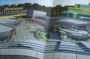 В Киеве согласовали, как будет выглядеть территория возле кинотеатра «Лепциг» (проект)