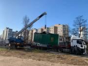 В Киеве с начала демонтировали более тысячи МАФов