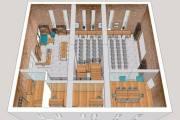 В Оболонском районе появится новый публичное пространство Vcentri Hub