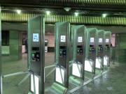 На станции метро «Выдубичи» закрыли один из вестибюлей