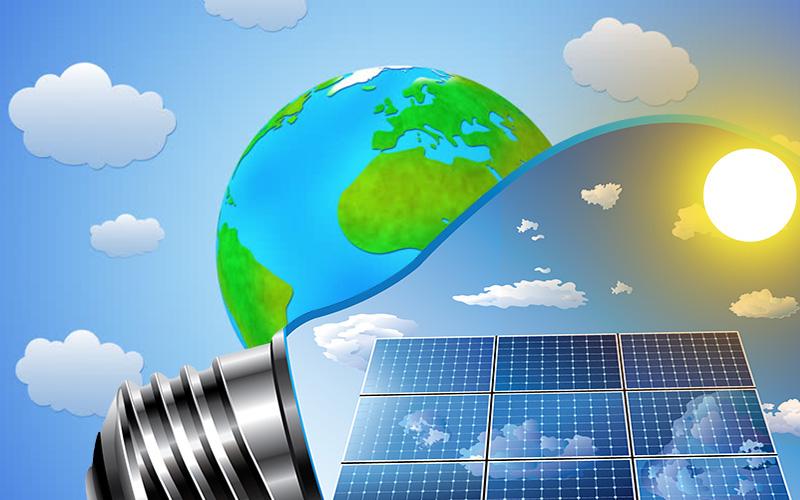 Солнечная энергетика — направление энергетики, использующее в качестве альтернативного источника солнечную энергию